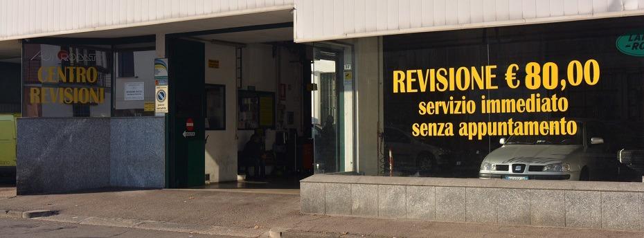 Centro revisioni auto, moto a Novara